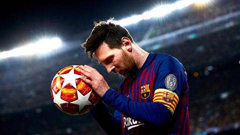 Huyền thoại Barca báo tin cực xấu về Messi