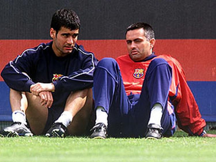Thời hoa mộng của tình bạn Mourinho-Guardiola