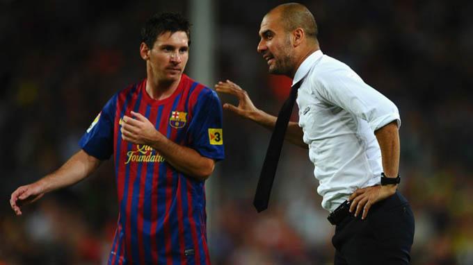 Tin truoctrandau Man City giữ chân Guardiola để chèo kéo Messi 0