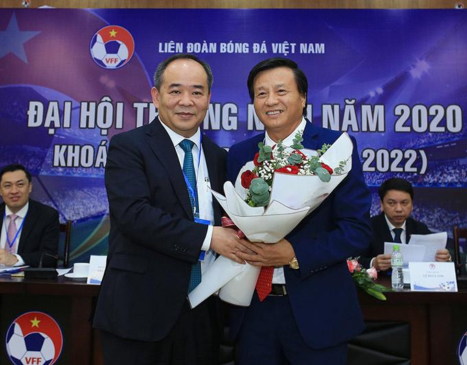 Ông Lê Văn Thành trở thành Phó chủ tịch phụ trách Tài chính và Vận động tài trợ