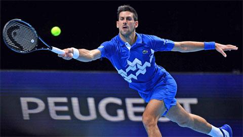 Djokovic đấu Thiem ở bán kết ATP Finals 2020