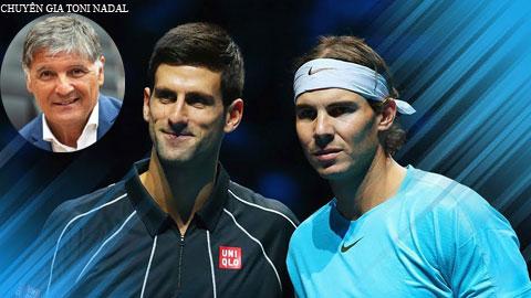 Novak Djokovic vs Rafael Nadal: Đối đầu khoa học - truyền thống