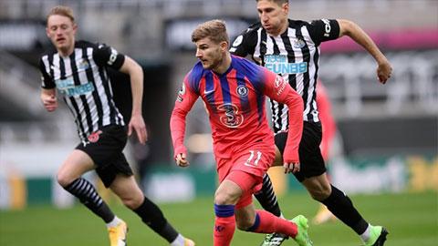 'Ngả mũ' trước sức đóng góp phi thường của Werner cho Chelsea