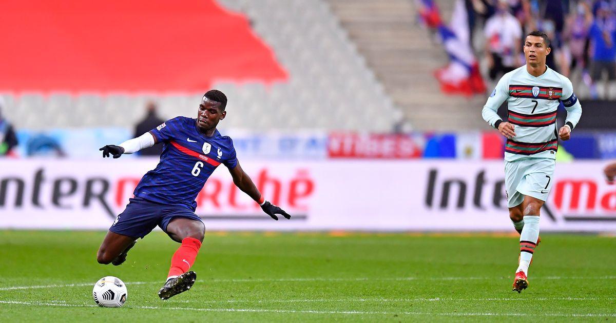 Pogba chơi tuyệt hay trong màu ĐT Pháp tại Nations League