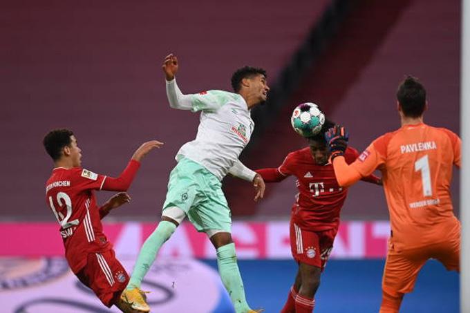 Coman gỡ hòa cho Bayern ở phút 62