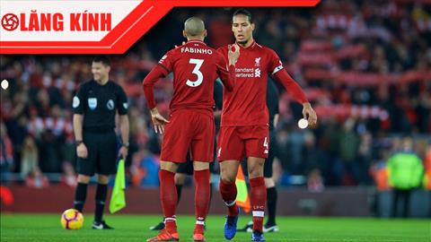 Chỗ đáng nể của Liverpool