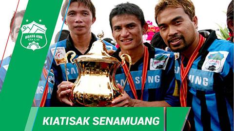 Kiatisak tin HAGL có thể vô địch V.League, dự AFC Champions League