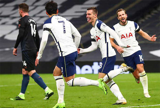 Kane sẵn sàng lùi về phía sau cho đồng đội giành vinh quang