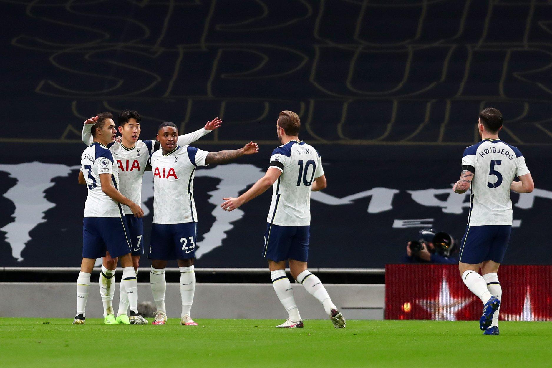 Kane kết nối mọi cá thể của Tottenham