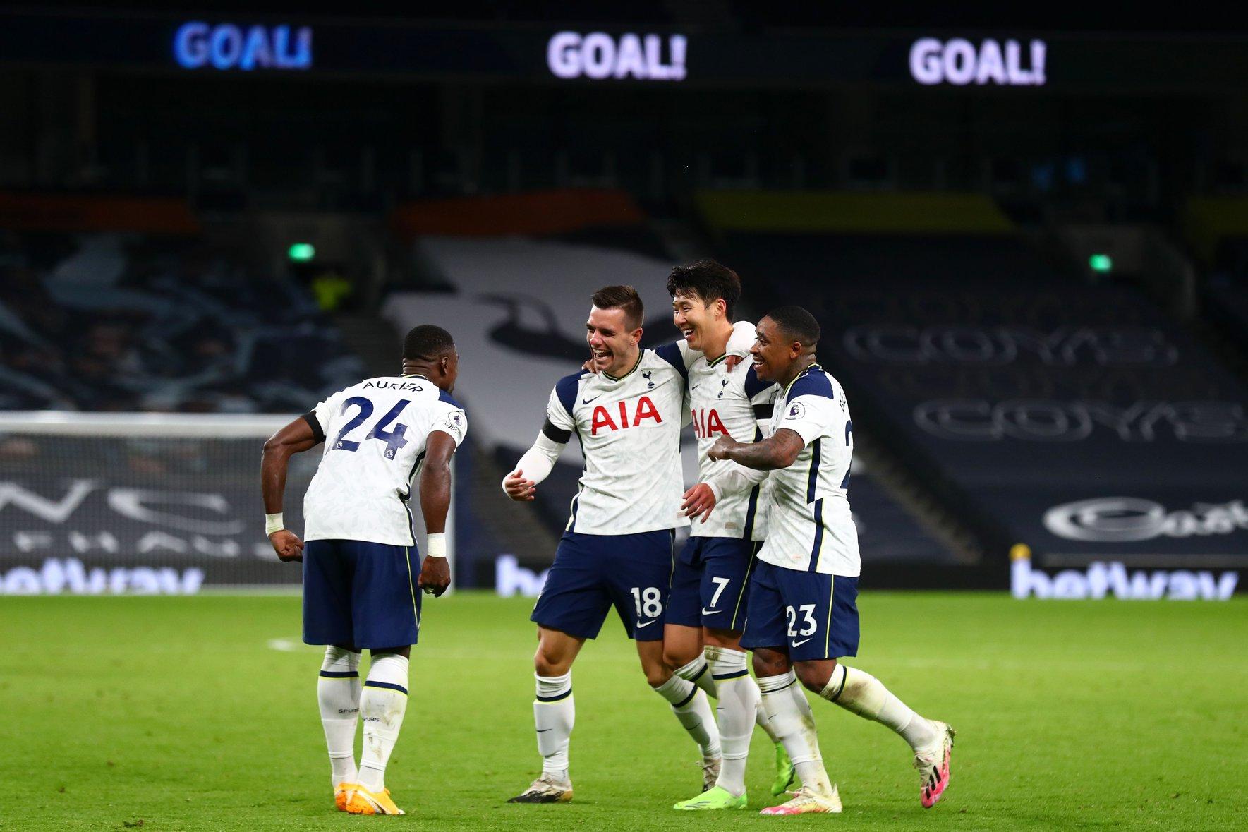 Tottenham thi đấu cực kỳ thực dụng