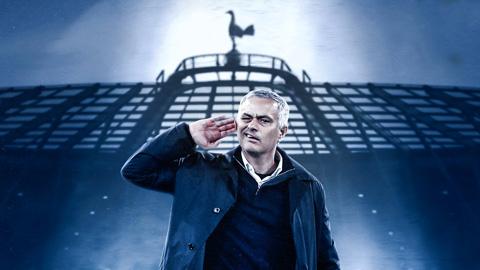 Mourinho bắt đầu nhào nặn 'nhà vô địch' Tottenham