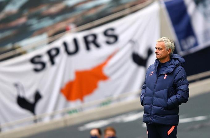 Mourinho và Tottenham đến với nhau khi cả hai đang ở tận cùng thất vọng