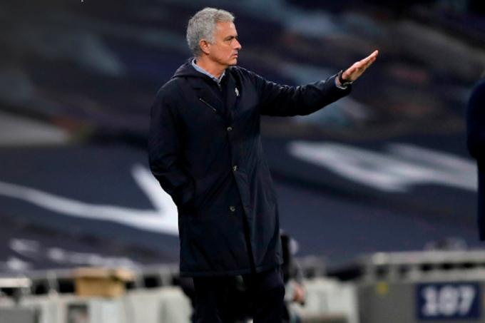 Mourinho đưa Tottenham lên đỉnh BXH Ngoại hạng Anh 2020/21