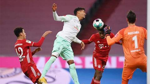 Bayern bị cầm hòa: Thắng mãi ai chơi!