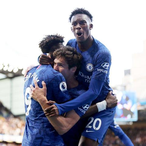 Chelsea đang có mạch 5 trận toàn thắng