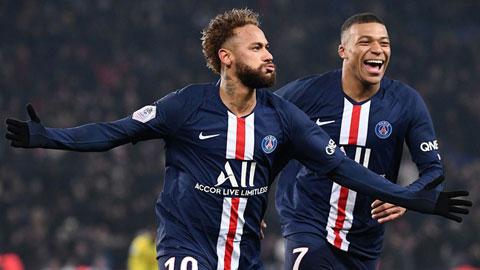 PSG cần cặp Neymar - Mbappe hơn bao giờ hết
