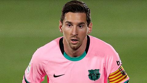 Man City rút lui khỏi thương vụ Messi