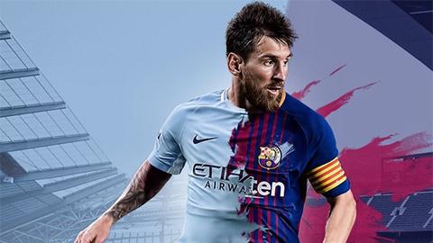 Man City dụ Messi bằng hợp đồng siêu tưởng 10 năm