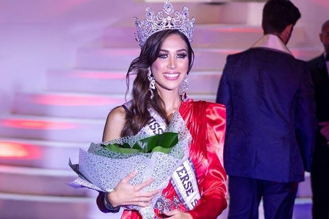 Andrea Martinez: Từ hoa khôi bóng rổ đến Hoa hậu hoàn vũ Tây Ban Nha