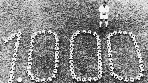Sự thật về bàn thắng thứ  1.000 của Pele