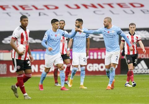Man City sẽ trở lại với mạch thắng và sớm có vé đi tiếp