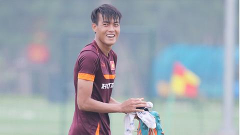 Phạm Hoàng Lâm chính thức đầu quân cho CLB TP.HCM