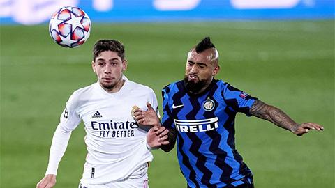 Trực tiếp Inter vs Real, 03h00 ngày 26/11