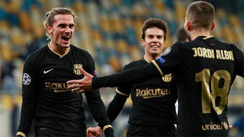 Barca chuẩn bị cho tương lai chia tay Messi?