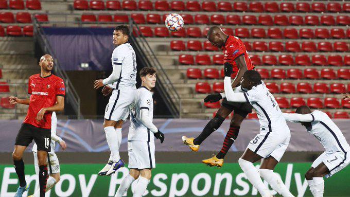 Guirassy gỡ hòa cho Rennes ở phút 85