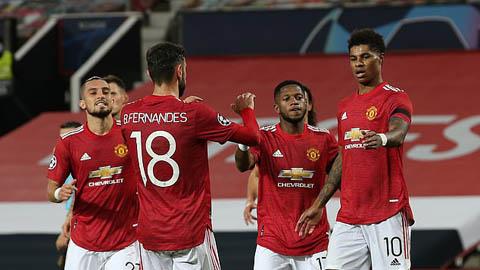 Cục diện bảng E, F, G, H Champions League: 4 CLB đi tiếp, Man United và Dortmund phải chờ
