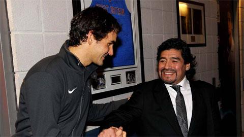Maradona qua đời: Federer, Nadal và các ngôi sao thể thao sững sờ