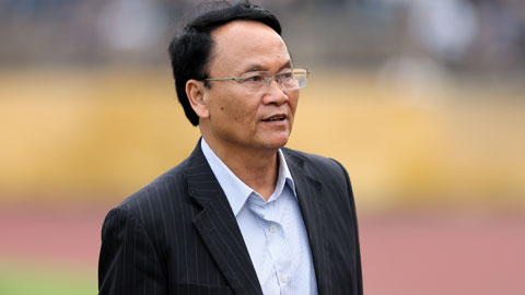 Chủ tịch SLNA Nguyễn Hồng Thanh: 'Kiếm tiền cho bóng đá gặp rất nhiều thử thách'