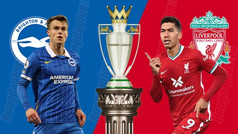 Nhận định bóng đá Brighton vs Liverpool, 19h30 ngày 28/11