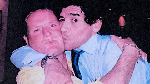 Paul Gascoigne kể chuyện phê pha cùng Maradona