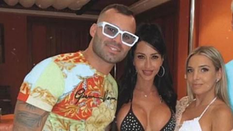 Cựu sao Real vi phạm quy định cách ly, tổ chức tiệc bikini với bạn gái