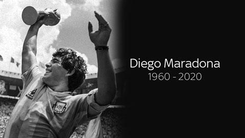 Maradona qua đời: Cầu thủ, HLV bóng đá Việt Nam phản ứng ra sao?