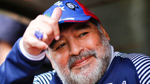 Lời nói cuối và điều ước giản dị của Maradona trước lúc qua đời