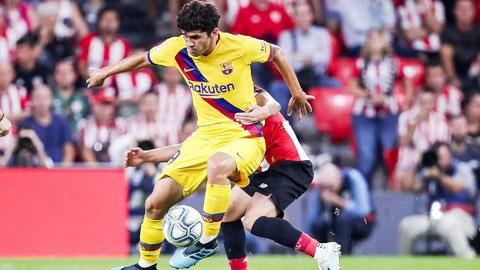 Alena, lời giải cho tuyến giữa Barca