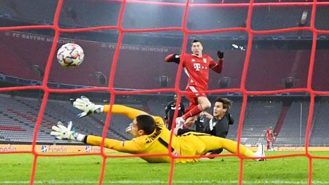Bayern thắng trận thứ 15 liên tiếp tại Champions League: Sức mạnh nhà vô địch