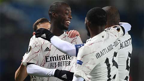 Pepe ở trận Arsenal đại thắng Molde mới đáng là bản hợp đồng 72 triệu bảng