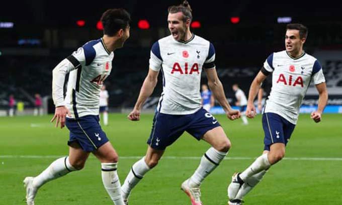 Không thể coi thường Tottenham lúc này