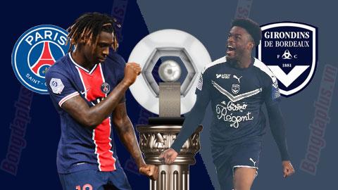 Nhận định bóng đá PSG vs Bordeaux, 03h00 ngày 29/11: Vượt khó ở 'công viên'