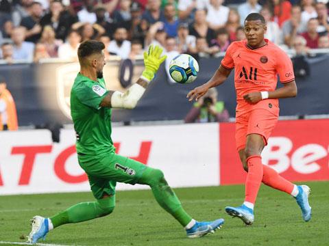 Điểm tựa sân nhà sẽ giúp Mbappe và đồng đội vượt qua Bordeaux