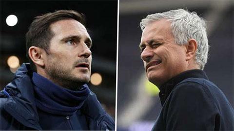 Mourinho: ''Lampard không thể khổ bằng tôi''