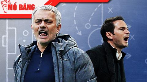 Mourinho vs Lampard: Chuyển trạng thái vs high-pressing