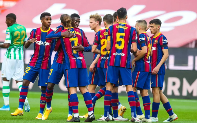 Các cầu thủ Barca phải giảm lương
