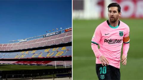 Ứng viên chủ tịch Barca muốn mua Neymar, đổi tên sân Nou Camp thành Messi