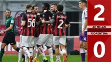 AC Milan 2-0 Fiorentina (Vòng 9 Serie A 2020/21)