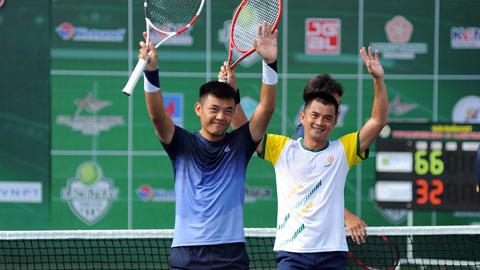 Lý Hoàng Nam, Lê Quốc Khánh vô địch VTF Masters 500-2 năm 2020