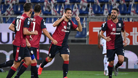 Soi kèo Cagliari vs Spezia, 0h00 ngày 30/11